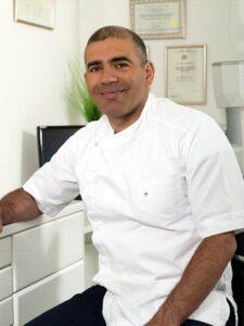 Dr Aria Malek-Mohammadi Dentist Brentwood Essex