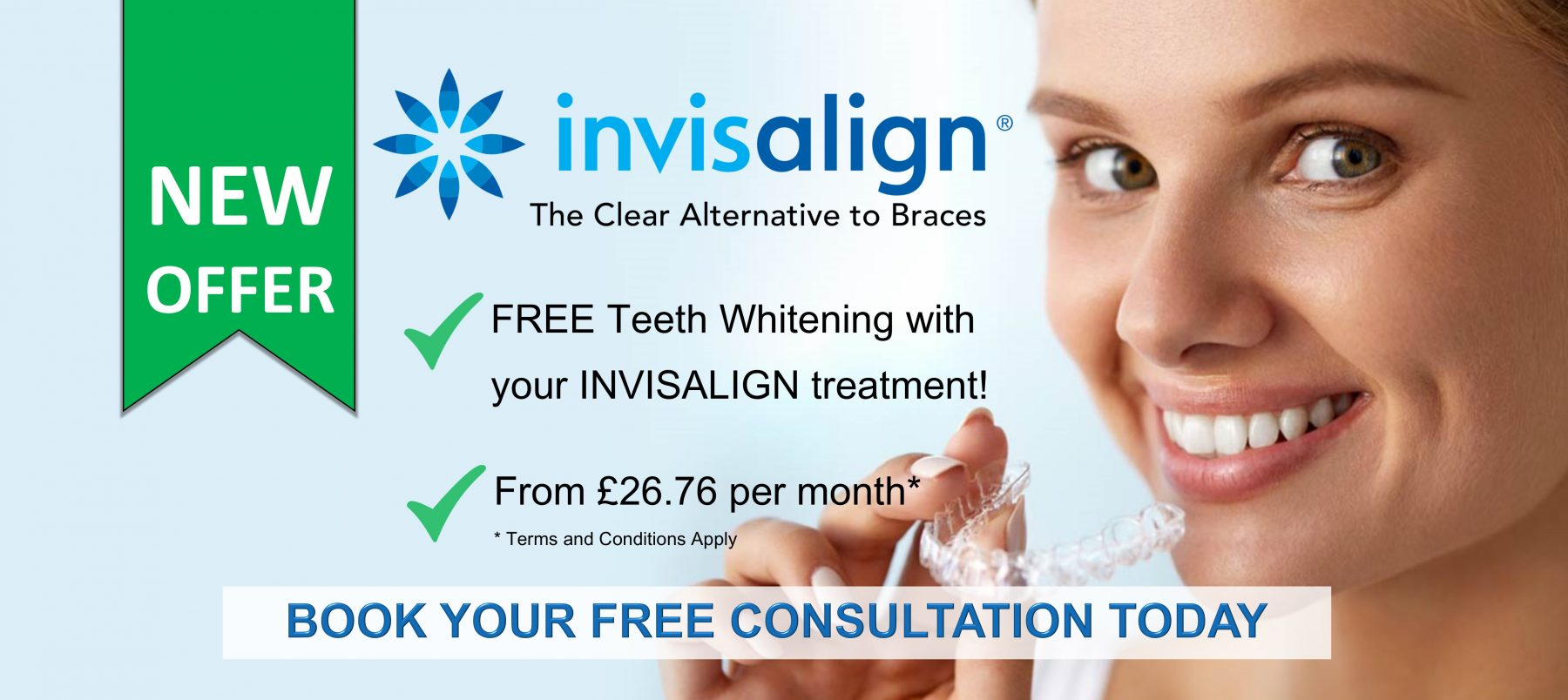 Invisalign offer Brentwood